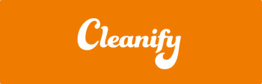 cleanify logo