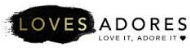 Loves Adores logo
