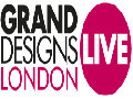 Grand Design Live london logo