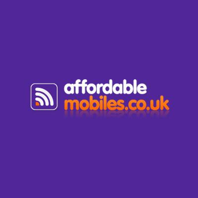affordable mobiles uk logo