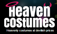heaven costumes logo