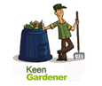 keen gardener logo