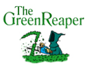 the green reaper logo