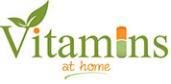 Vitamins at home logo
