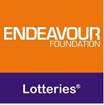 Endeavour foundation lotteries logo