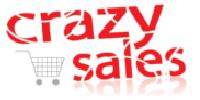 crazy sales au logo