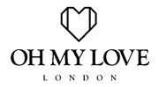 oh my love london logo