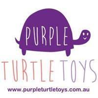 purple turtile toys