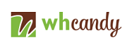 wh candy logo