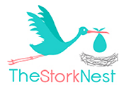 The Stork Nest logo image