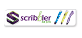 scribbler 3d pen logo image