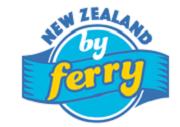 Newzealand bu ferry logo image