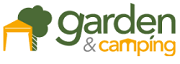 garden and camping logo image
