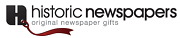 historic newspapers logo image