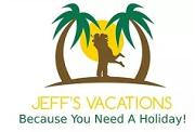 Jeffs vacations logo image