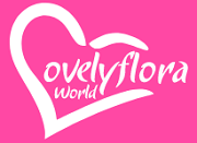 lovely floralal world logo image