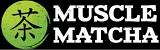 Muscle matcha logo
