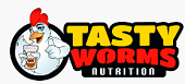 tasty worms logo
