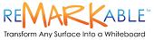 ReMARKable coating logo