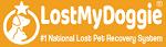 lost my doggie logo