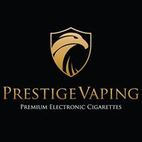 prestige vaping logo