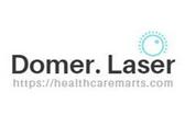 Domer Laser HealthCareMarts Logo