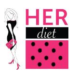 her diet logo