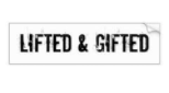 lifted and gifted logo