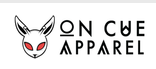 on cue apparel logo