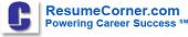 resume corner logo