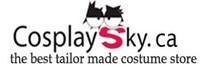 CosplaySky CA Logo