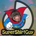 Super Shirt Guy logo