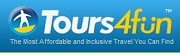 Tours4Fun logo