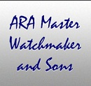 ARA Master Watch MakerAnd Sons logo