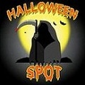 The Halloween spot Logo