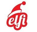 Elfi Santa logo