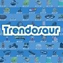 Trendosaur logo