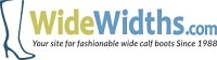 WideWidths.com logo