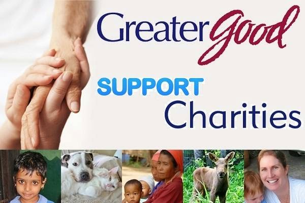Greater Good Support charities