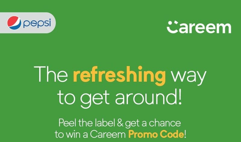 Careem And Pepsi