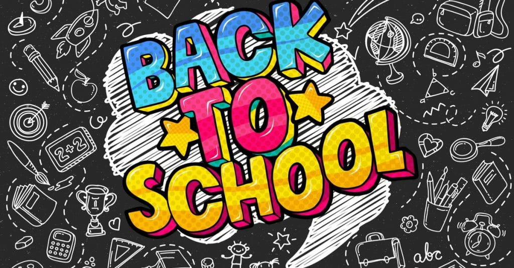 back to school event image