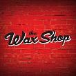 wax shop brand logo