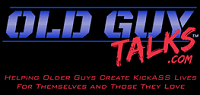 Old Guy Talks logo
