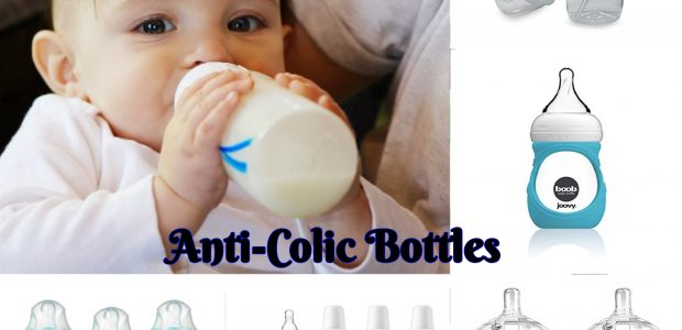 Best Anti-Colic Bottles