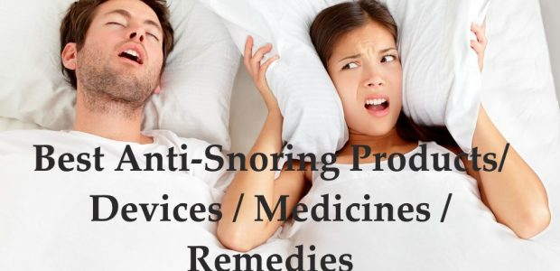 best snoring products