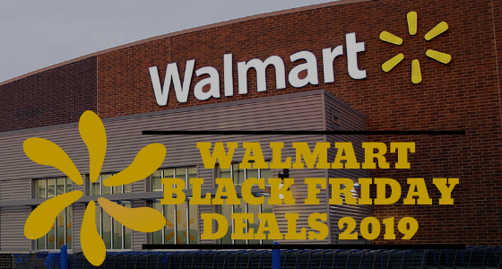 Walmart stores on black friday deals 2019