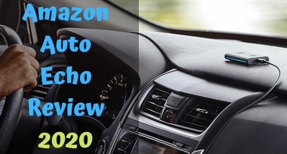 Amazon Echo Auto 2020