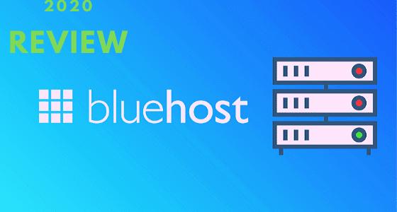 Bluehost 2020
