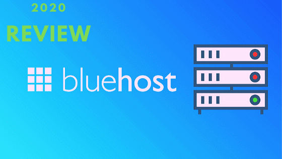 Bluehost 2020