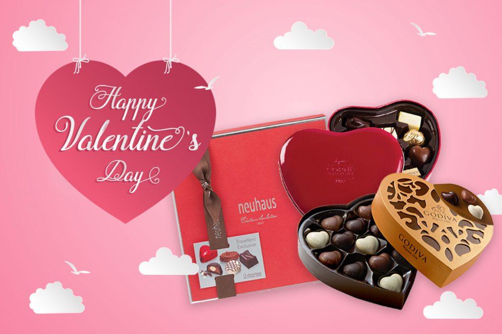 Neuhaus valentine day